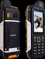 DIGOOR DG22, IP68, 3000 mAh, PowerBank, MP3/MP4, FM, Bluetooth 4.0, фонарик