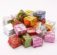 Подарочная коробочка для кулона или кольца
