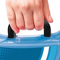 Детский чемодан на колесиках Big 55352 синий, фото 3