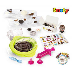 Игровой набор для приготовления конфет Chef Веселые формы Smoby 312105