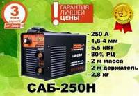 Сварочный инвертор Дніпро-М САБ-250Н