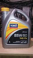 Универсальное трансмиссионное масло Yuko 85-90(tad 17A) 3 l