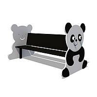 """Детская скамейка """"Панда"""" InterAtletika S745"""