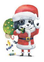 """Открытка """"Санта-Клаус"""", фото 1"""