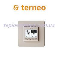 Терморегулятор для теплого пола TERNEO PRO (cлоновая кость), Украина