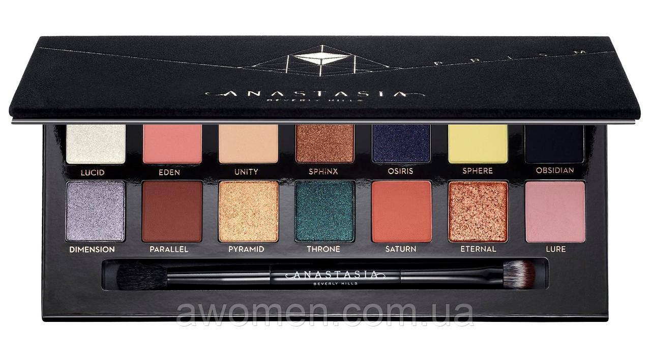 Тени для глаз Палетка теней для век Anastasia Beverly Hills Prism Palette (12 цветов)