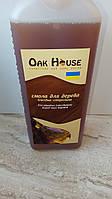 Смола алкидная Oak House для лакировки деревянных изделий 4 л
