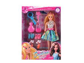 Лялька з акссесуарами Fashion Girl
