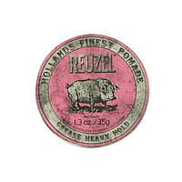 Помада для укладки волос Reuzel Heavy Hold