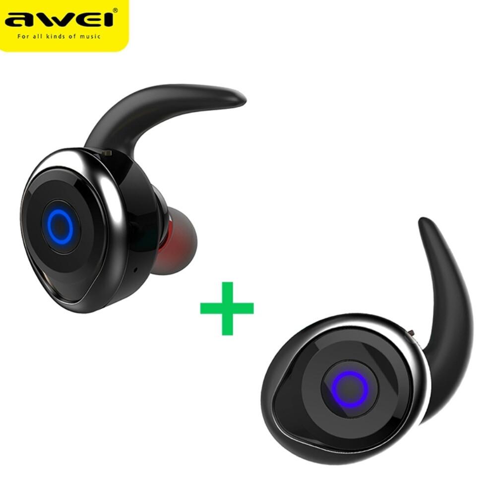 Безпровідні Bluetooth навушники AWEI T1 Super Bass - chinagadget в  Черновицкой области 1d328f3891882