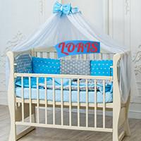 Интерьер и текстиль для детской комнаты