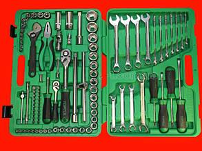 Универсальный набор инструментов на 96 единиц TopTul GCAI9601