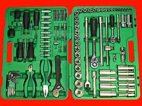 Универсальный набор инструментов на 97 единиц TopTul GCAI9701