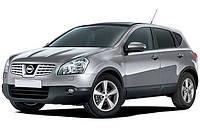 Накладки на пороги Nissan Qashqai (2010+)