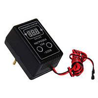 DALAS 10A - терморегулятор розеточный цифровой