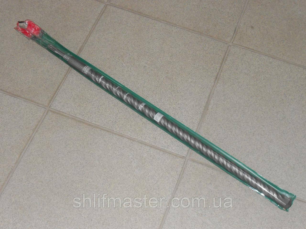 Бур (сверло) по бетону SDS plus Tomax 24х450 мм