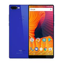 Смартфон Vernee Mix 2 Blue 4/64gb Mediatek MTK6757T 4200 мАч