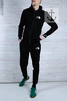 Мужской спортивный костюм The North Face теплый (S, M, L, XL размеры)