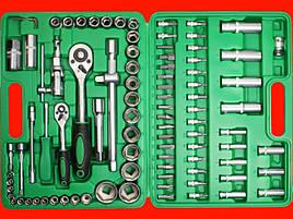Набор инструментов для авто на 94 единицы Intertool ET-6094SP