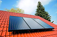 Солнечная панель Solar board 123х58 100 w 12 V