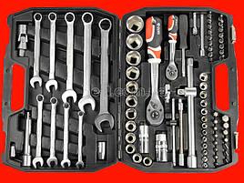 Набор инструментов для авто на 82 единицы Yato yt-1269