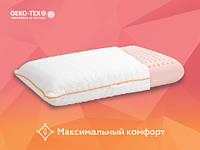 Подушка ортопедическая Едвайс Латекс Мемори Класик 40x60x14 см Come - for