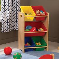 Мебель для хранения  KidKraft 15472 - 5 полочек