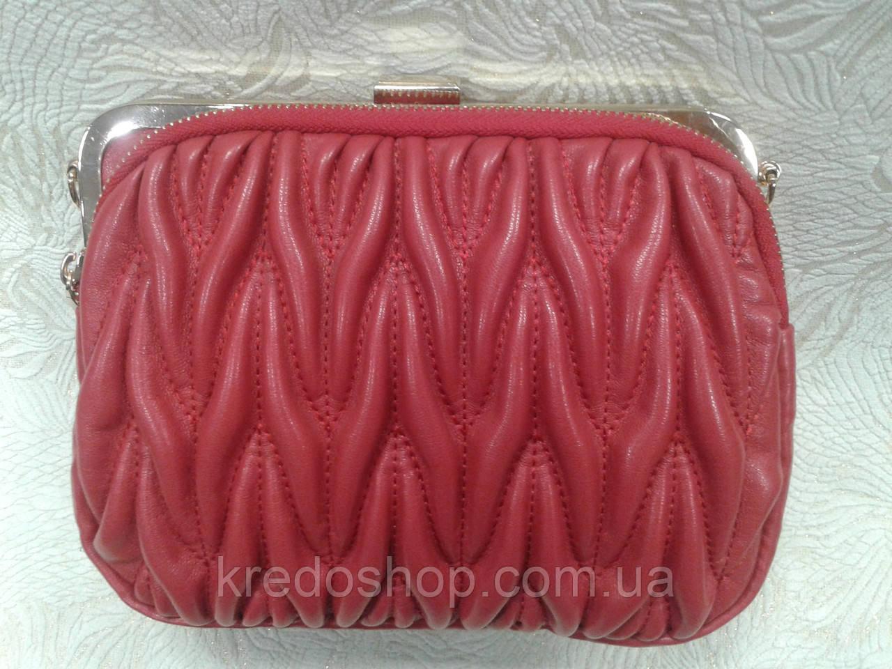 152c6208684e Женский клатч красный,стильный на три отдела.(Турция) - Интернет-магазин