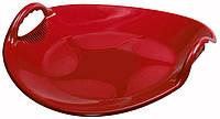 """Зимние санки-тарелка Alpen Gaudi """"Alpen Ufo"""" красные"""