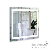 Мебель для ванных комнат и зеркала Liberta Зеркало для ванной комнаты с LED подсветкой Liberta Classic 800x800