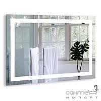 Мебель для ванных комнат и зеркала Liberta Зеркало для ванной комнаты с LED подсветкой Liberta Classic 1000x800