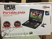 Портативный dvd плеер со встроеным tv тюнером OPERA-1320