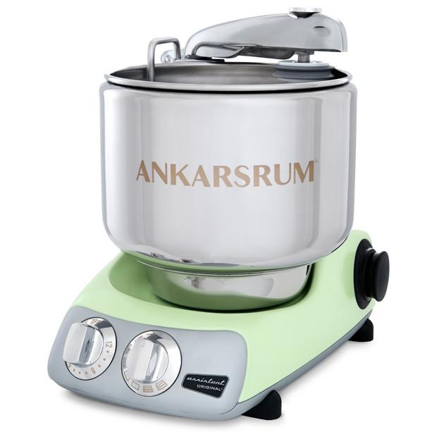 Тестомес  AKM6230PG  1500 Вт Ankarsrum Assistant Original, салатовый перламут