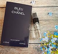 Туалетная вода для мужчин Bleu de Chanel - 15 мл