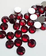 Стразы Dk.Siam (бордовый) SS16 холодной фиксации. Цена за 144 шт, фото 1