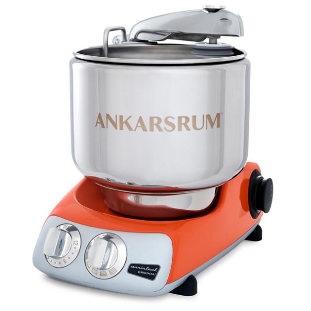 Тестомес  AKM6230PO 1500 Вт  Ankarsrum Assistant Original, оранжевый