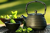 Фотообои: Зелёный чай
