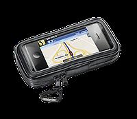Чехол крепление Interphone для телефона с креплением для не трубчатых рулей (мотоцикл, скутер)