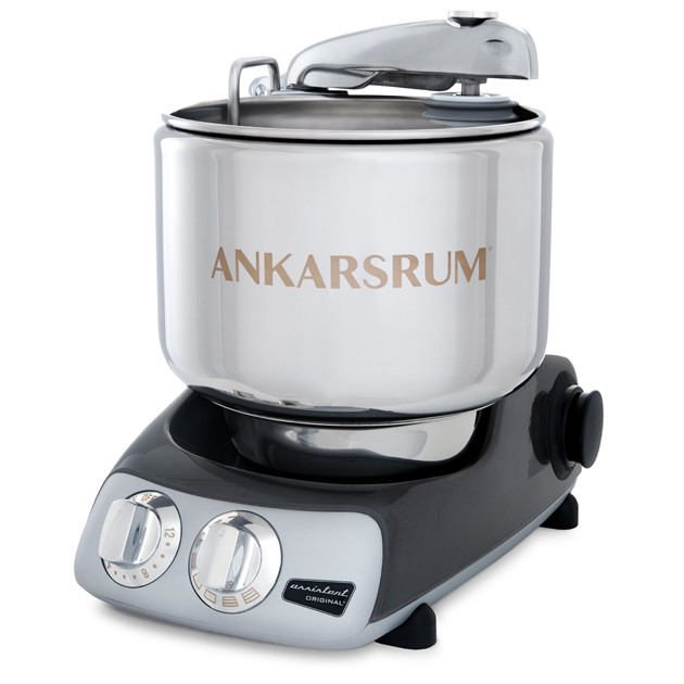 Тестомес  AKM6230BC  1500 Вт Ankarsrum Assistant Original, черный хром