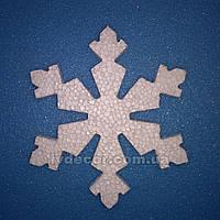Сніжинка з пінопласту SN14
