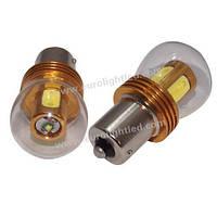 Автосветодиод S25-BAY15D-11W-12-24V(double contact)