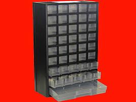 Бокс органайзер для инструмента Intertool BX-4012