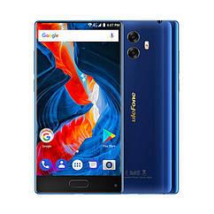 Смартфон Ulefone Mix 4/64gb Blue Mediatek MT6750T 3300 мАч
