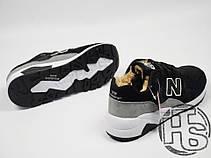 Мужские кроссовки New Balance 580 Winter (с мехом) MT580MBK - купить ... 1b5d7f54eec