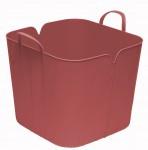 Емкость Tulip Flexi Tub 43L гибкая 43 л.лососевая  KETER 17193513L