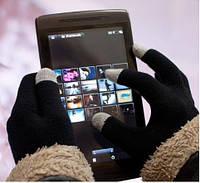 Теплые шерстяные перчатки для сенсорных экранов  Glove Touch