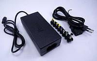 Универсальное зарядное устройство для ноутбуков MY-120W  (8 съемных разъемов)
