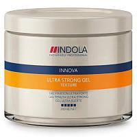 Гель ультрасильной фиксации Texture Ultra Strong Gel, 200 мл, Innova Texture, Indola