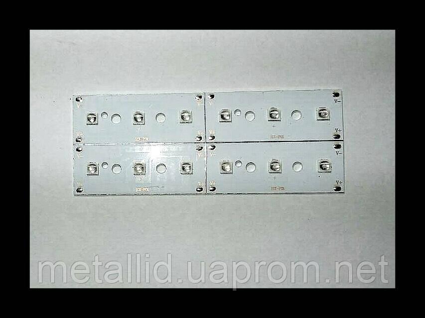 Комплект сменных led светодиодов для Уф ламп 36 Вт Led+ccfl