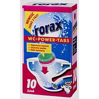 Очиститель для унитаза в таблетках Rorax WC-Power-Tabs 10 шт, Харьков